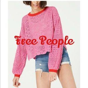 Free People | Home Run Sweater